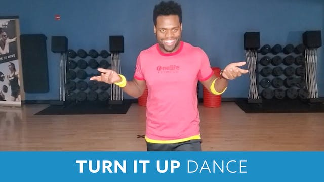 TONE UP 21 WEEK 7 - DANCE with TJ
