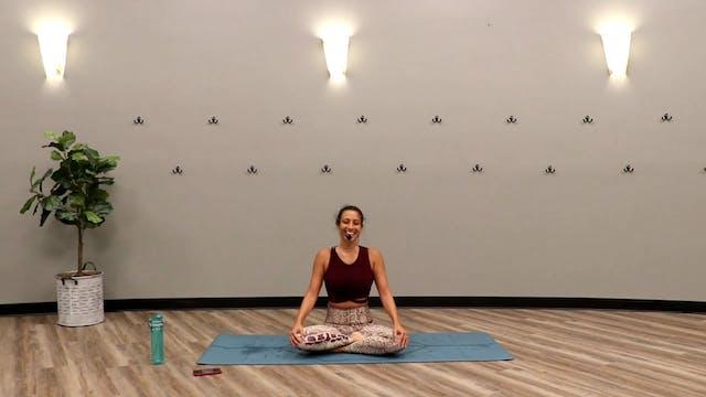 Sunrise Yoga with Nina (LIVE Thursday...