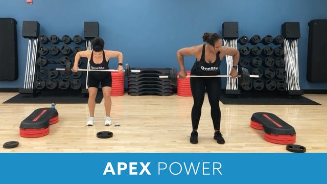 APEX POWER with Sam (LIVE Tuesday 8/2...