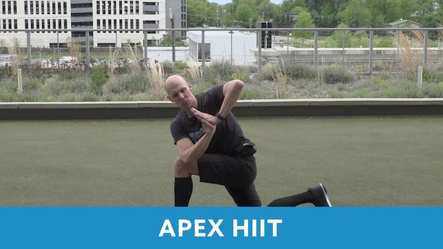 APEX HIIT #2 with Bob