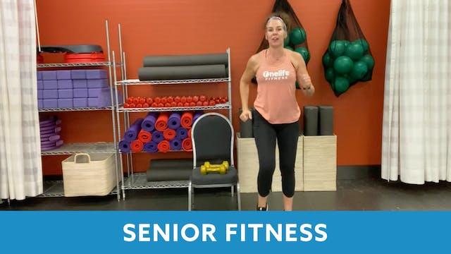 Senior Fitness with Juli (LIVE Wednes...