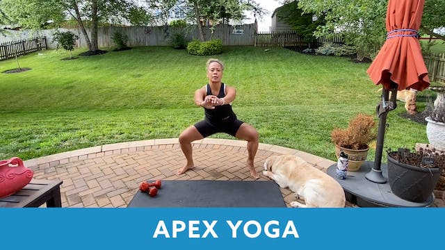 APEX Yoga Lovely Day Edition with JoA...