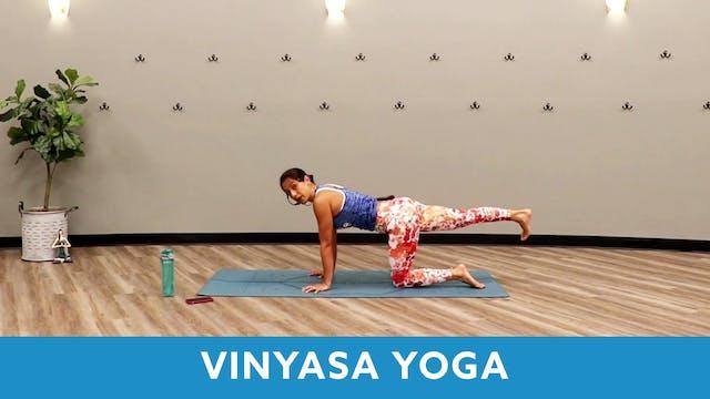 TONE UP 21 WEEK 2 - Vinyasa Yoga for ...