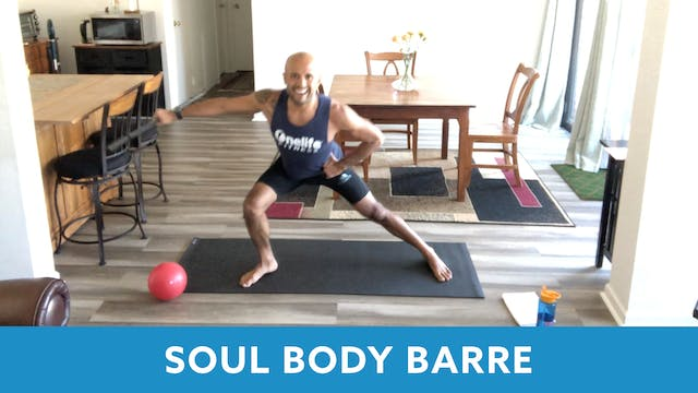Soul Body Barre with Tomas (LIVE Wedn...