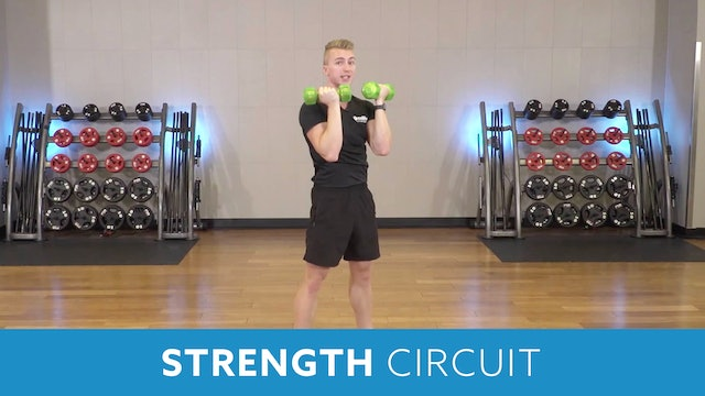 Day 5 - Intermediate Strength Circuit with Lars