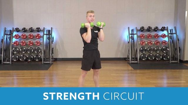 Strength Circuit with Lars