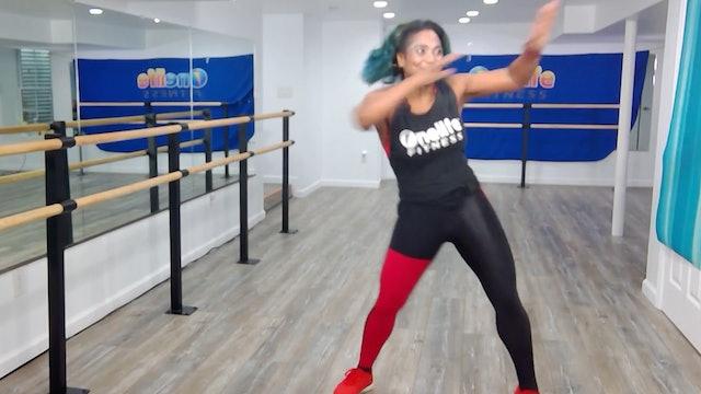Dance with Shahana (Live Friday 6/5 @ 12pm EST)