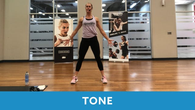 TONE with Alexandra (LIVE Tuesday 12/...