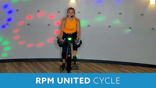 RPM Cycle with JoAnne
