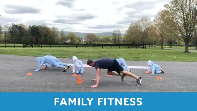 Family Fitness with Kris