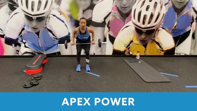 Transformation Challenge - (Week 8 Workout 1) APEX POWER #17 with JoJo