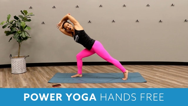 14Day Challenge Day 6 - Power Yoga with Nina