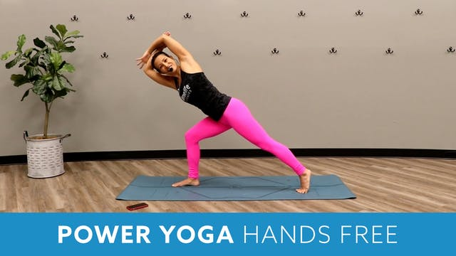 14Day Challenge Day 6 - Power Yoga wi...