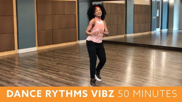 Dance Rhythms Vibz with Linda - TRAVEL