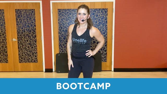 BOOTCAMP with Nikki (LIVE Wednesday 3...