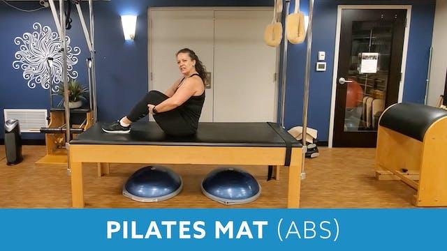 15 min Express Pilates Mat with Morga...