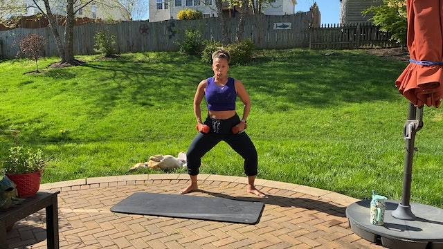 Earth Day APEX Yoga Restore Edition with JoAnne (LIVE Tuesday 4/20 @ 5pm EST)