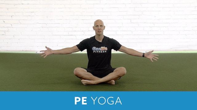 PE Nature Yoga with Bob