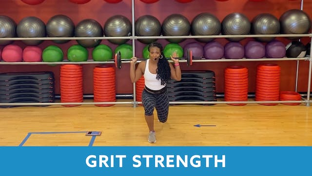 TONE UP 21 WEEK 6 - GRIT Strength wit...