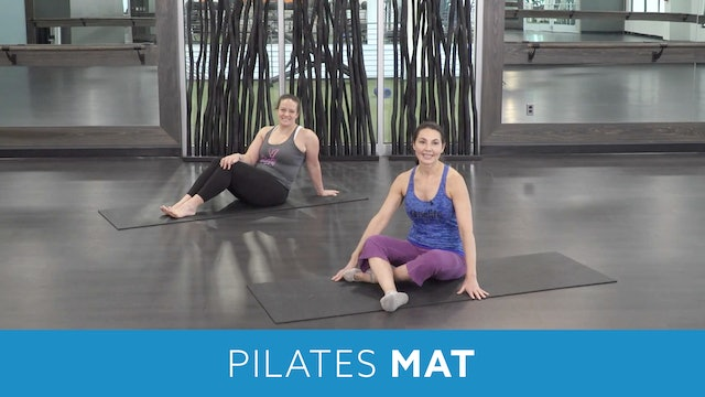 Pilates with Angela