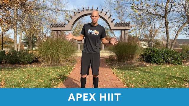 14Day Challenge Day 11 - APEX HIIT wi...