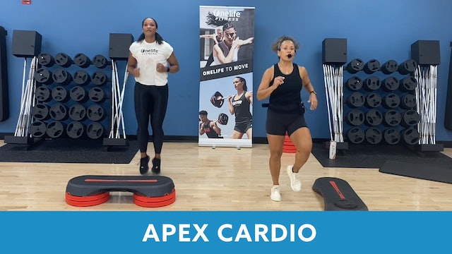APEX Cardio 30 with JoAnne and Sam - SEPTEMBER to Remember