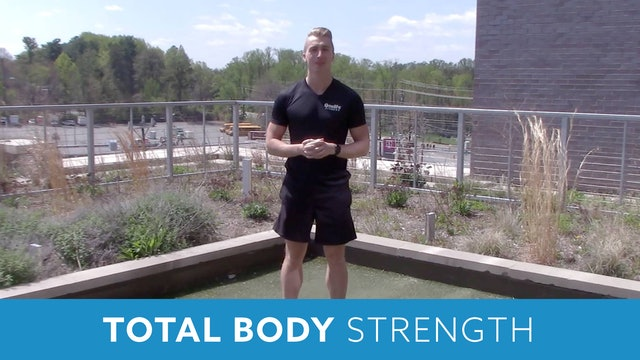 Total Body Strength with Lars