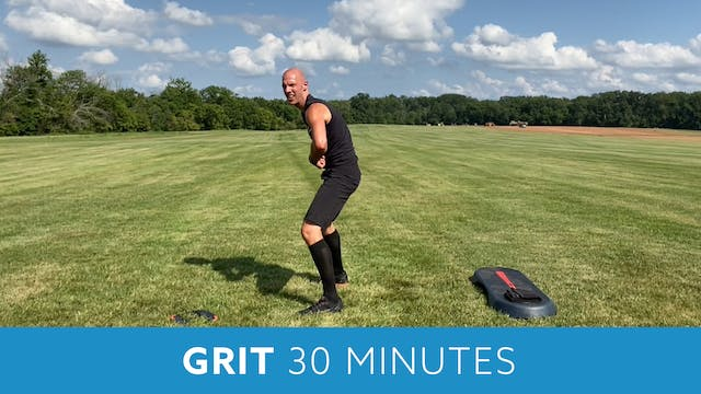 GRIT Plyo 23 with Bob (LIVE Wednesday...