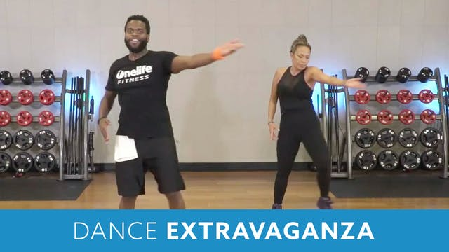 Dance Extravaganza with TJ and JoAnne