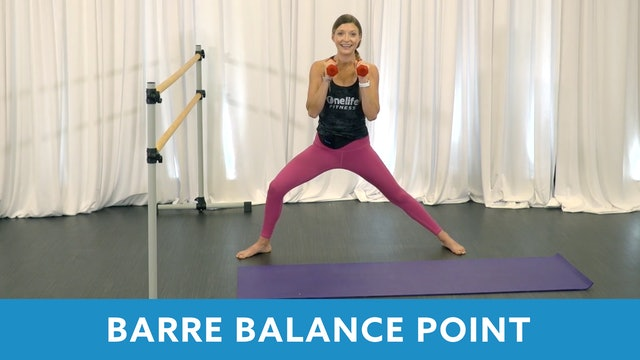 Barre with Carli