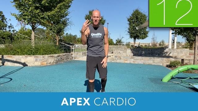 APEX CARDIO #3 with Bob