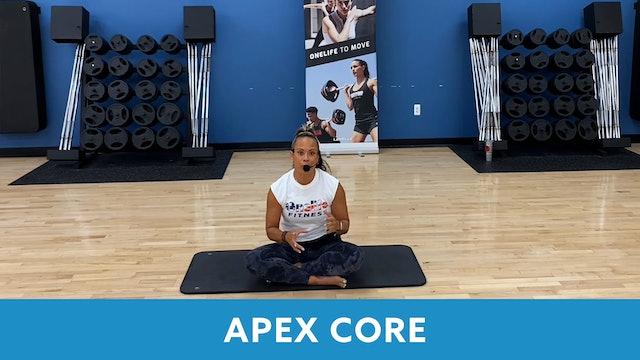 APEX Core 15 minutes with JoJo -SEPTEMBER