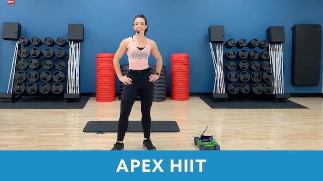 APEX HIIT Core Focused with Allison (...