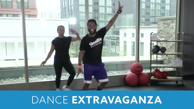 Dance Extravaganza with TJ & JoJo #2
