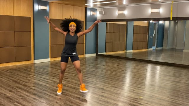 Dance Rhythms Vibz with Linda (LIVE M...