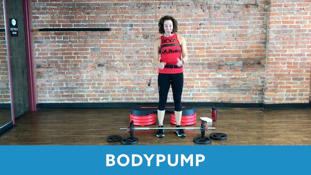 BODYPUMP with Leanne (LIVE Wednesday ...
