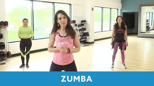 Zumba Dance #1 with Pricilla