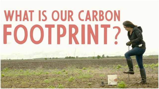 Meagan: What is our Carbon Footprint?