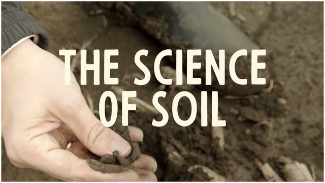 Meagan: The Science of the Soil