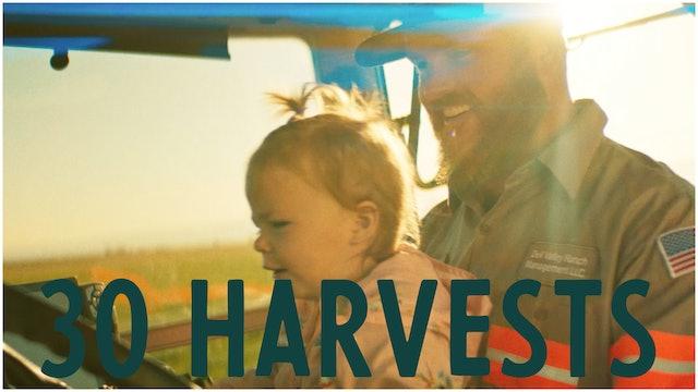 U.S. Farmers & Ranchers Alliance: 30 Harvests