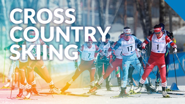 Cross-Crountry Skiing