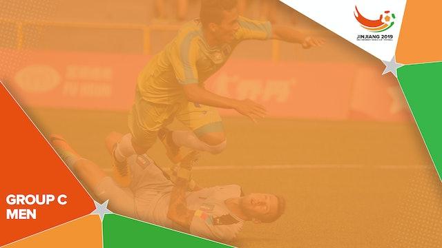 M12: Paulista U (BRA) vs. Borys Grinchenko Kyiv U (UKR)