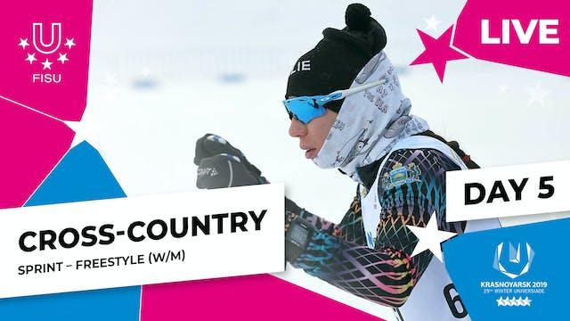 Cross-Country Skiing | Women's & Men'...
