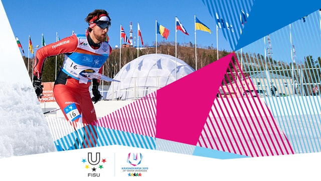 Krasnoyarsk 2019 Winter Universiade