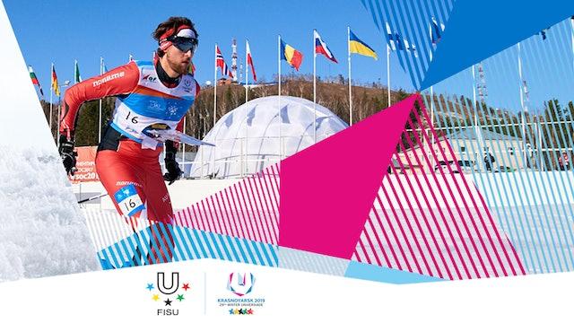 Krasnoyarsk 2019 Winter Universiade