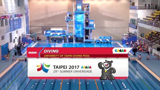 Diving: Mixed Team Event Final