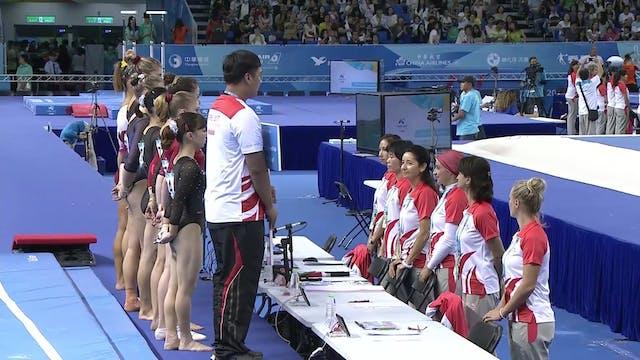 Artistic Gymnastics: Women's All-Arou...
