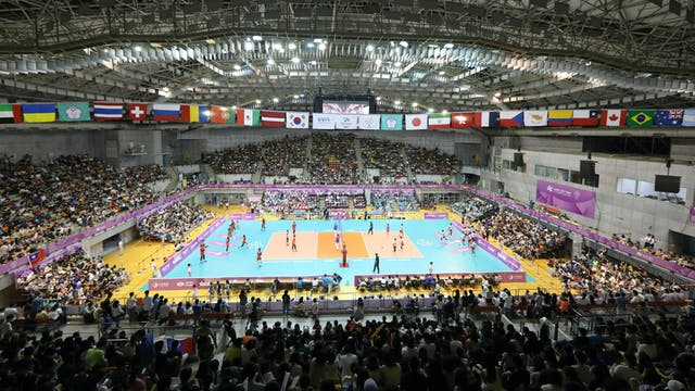 RUS vs. IRI (Men's Volleyball Final) ...