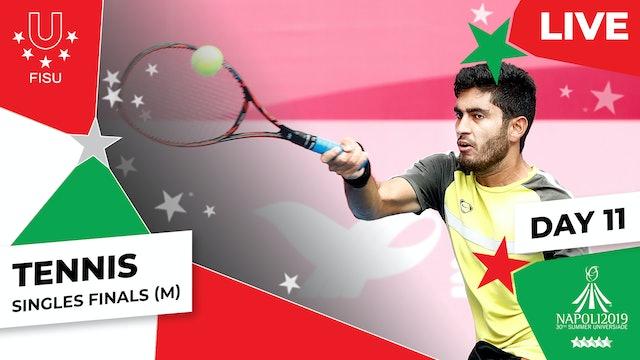 Tennis  Singles Finals (M)  Summer Universiade 2019