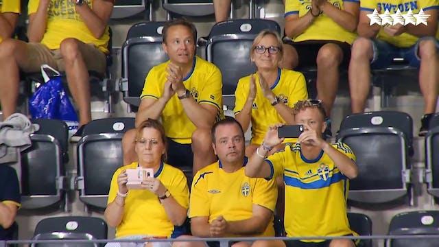Floorball - Women S1 - Finland vs Swe...